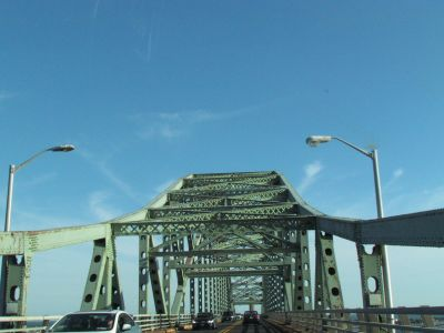 Bridge to Robert Moses State Park