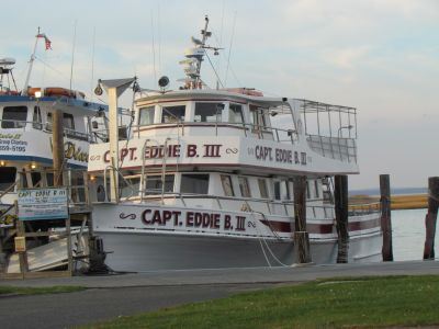 Boating out of Captree